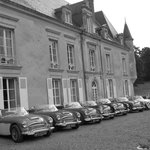 Classic cars andChateau