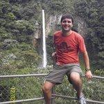 7ma Cascada: Cascada de Machay (desde arriba)