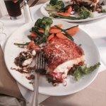 Kalamari worse meal in chiswick