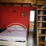 eerste tweepersoonskamer