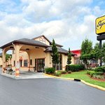 Welcome To The Super 8 Jacksonville