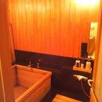 13.11.08【ベストウェスタン長崎】浴室