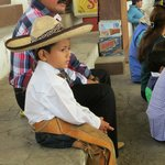 Young Charro to be - proud of his heritage