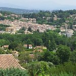 View over Valbonne
