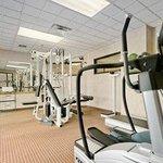 Fitness Center/Whirlpool
