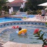 piscina pre aquecida