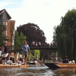 A sight to behold on river Cam