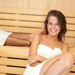 Sauna im Schlössl