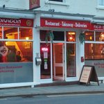 Red dragon chinese restaurant and takeaway