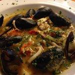 Seafood Bouillibaise