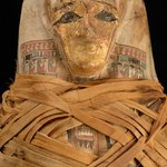 'Hen' a 2000+ year old, beautifully preserved mummy brought to Cazenovia in 1894