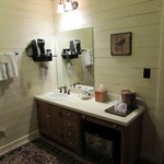 3 room Suite - bathroom vanity area