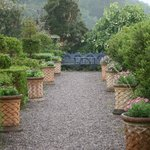 Bantry House - yet another pathway