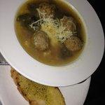 Italian Wedding Soup! Fabulous!!!!