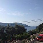 Aussicht Terrasse / Frühstücksbereich