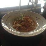 feature shrmp risotto