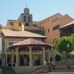 Испанская деревня.Маленькая Испания