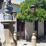 Испанская деревня на Монжуике