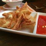 Crab cheese (Rangoon)