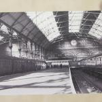 Photo of Woodside Station when WO's father was Assistant Station Master there
