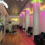 Modernized Lobby