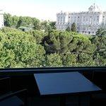 Palace view.