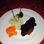 Gourmet a la cart! So good!