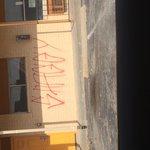 Graffiti on the all