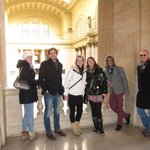 Colleagues on a visit to Midwinter Dental