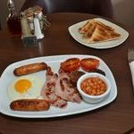 Full Irish Breakfast at The Fig Tree Restaurant Kilkenny