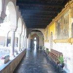 Qorikancha - corredor interno