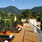 Dachterrasse - terrazza sul tetto - roof terrace