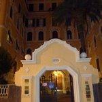 outside Rome Charming House