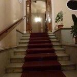 red carpet treatment!