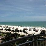 Marco Island Marriott Resort - Beach