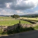 local pastoral scene Ravenstonedale