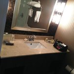 Bathroom. Very nice!
