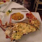 Lobster Thermidor. July 11, 2014