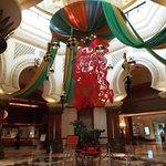 Ornate Lobby area