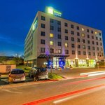 Warm welcome to Holiday Inn Express Duesseldorf City North