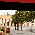 Exterior Brandenburg Gate