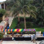 Room 6302 Mexican Market Night