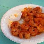 Buffalo Steamed Shrimp