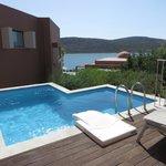 piscina privativa