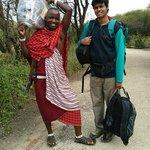 Roika: Maasai escorts