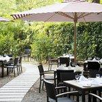 Savoy Berlin Restaurant Garden