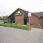 Welcome To The Days Inn Gretna Green M74