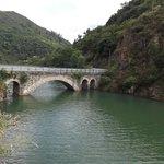 puente del desvio a tuñas