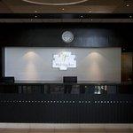 Holiday Inn Newcastle Seaton Burn Reception