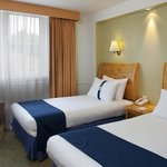 Standard twin bedded guest room